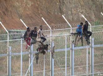 Ceuta e Melilla, presto le barriere anti-emigranti più alte del mondo