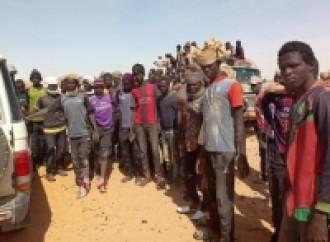 L'Oim chiede con urgenza 1,2 milioni di dollari per assistere gli sfollati in fuga dai combattimenti in Ciad