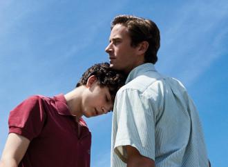 Il film gay di Guadagnino candidato a 4 premi Oscar
