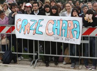 Chiara Lubich, gli eredi cambiano strada