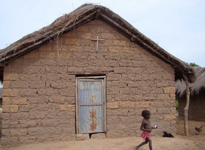 Una chiesa africana