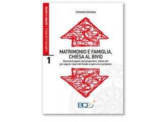 MATRIMONIO E FAMIGLIA, CHIESA AL BIVIO