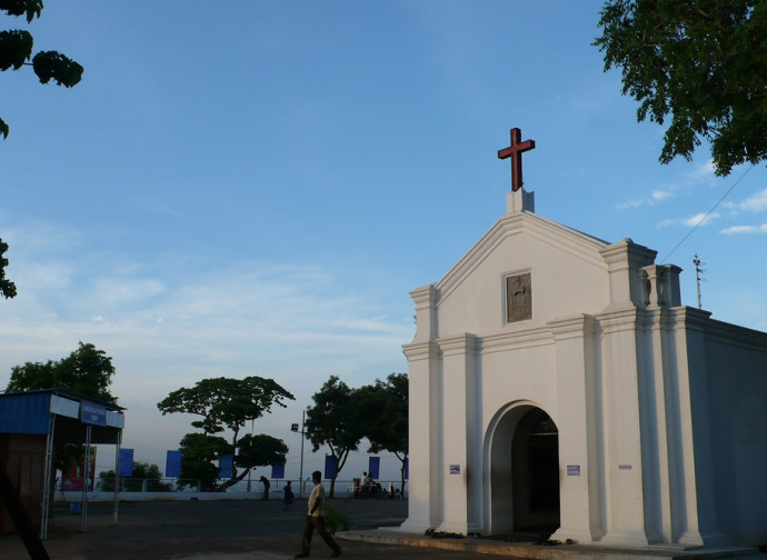 Chiesa in India