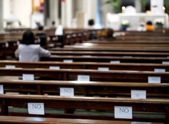Il silenzio della Chiesa sul lockdown è una resa ai barbari