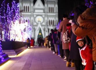 Cina, Natale vietato ai minori