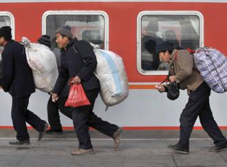 """Pechino """"ripulita"""" da immigrati, la cultura dello scarto"""