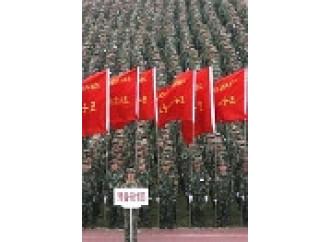 L'Asia alla corsa degli armamenti. Usa e Ue continuano i tagli