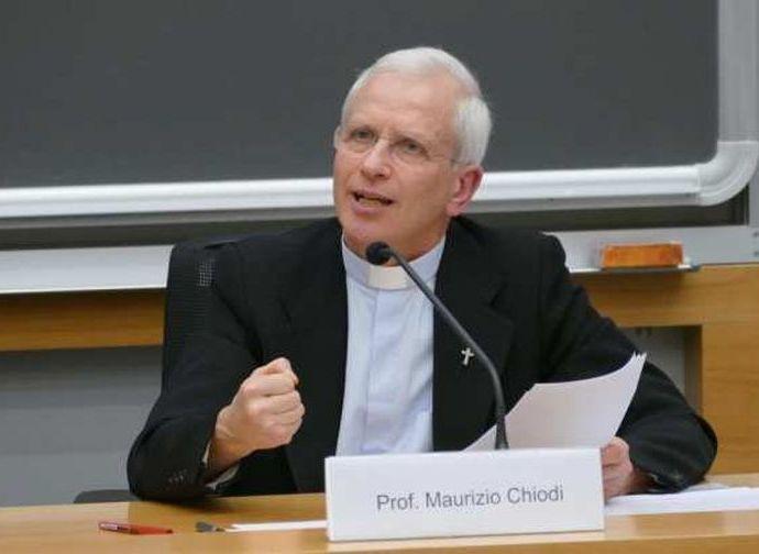 Don Maurizio Chiodi (foto Diane Montagna/LifeSite)