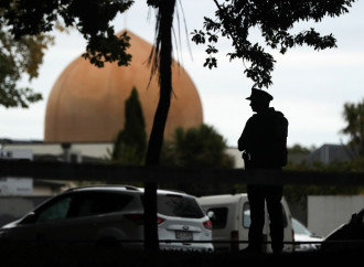 Christchurch dopo l'attentato