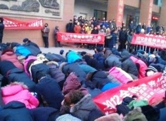 Chiesa di Dio Onnipotente in Cina