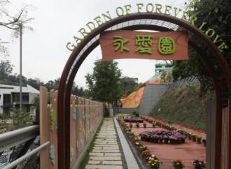 Inaugurato a Hong Kong il primo cimitero per bambini non nati