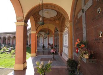 Prove di religione civile: oscurata la chiesa del cimitero
