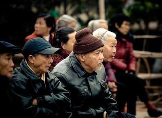 La Cina è destinata a crescere sempre meno