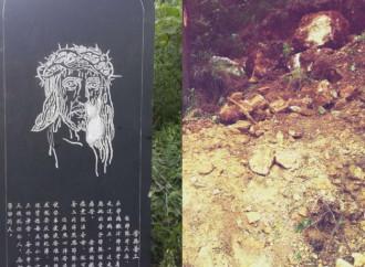 Demolita la Via Crucis ad Anyang, nell'Henan