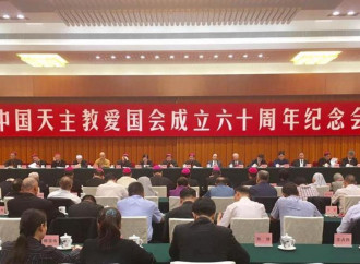 Le confessioni ufficiali cinesi si sottomettono al Partito