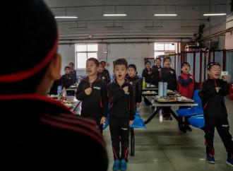 Maschi rammolliti? La Cina ha il suo rimedio