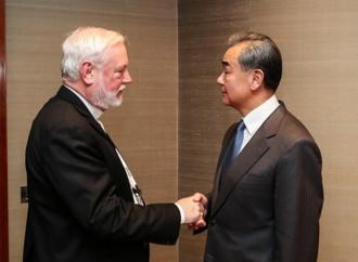 Vaticano-Cina, un idillio fuori luogo
