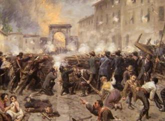 La guerra sporca del Risorgimento