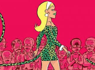 Lucca Comics e il trans Cinzia