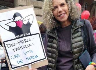 La Cirinnà vuole le quote LGBT