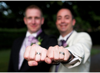 Civil Partnership, anticamera del matrimonio gay