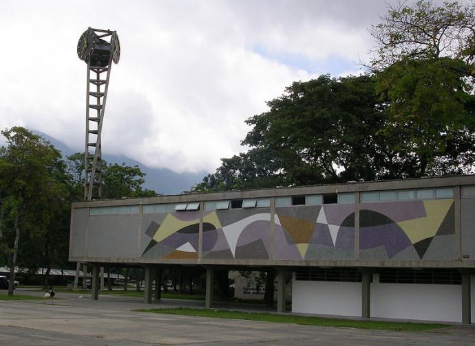 Caracas, Città Studi