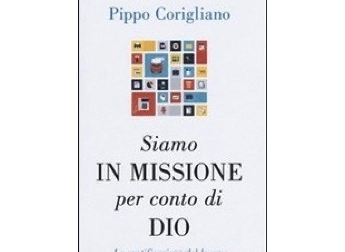 La copertina del libro di Pippo Corigliano
