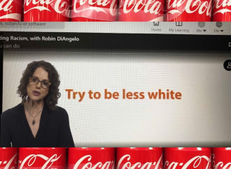 Coca-Cola ai suoi dipendenti: «Chi è bianco è razzista»