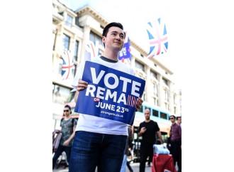 Sette musulmani su dieci hanno votato contro la Brexit