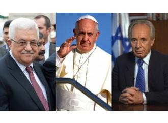 Preghiera israelo-palestinese in Vaticano: un gesto religioso, un fine politico