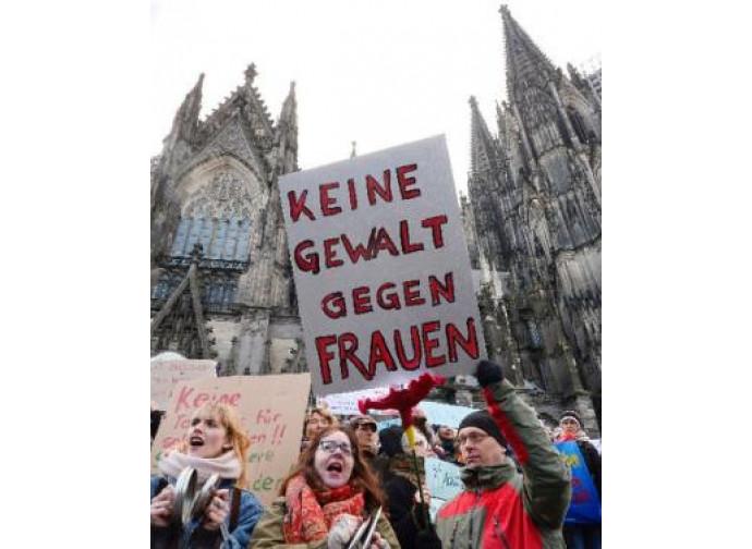 Colonia, la protesta