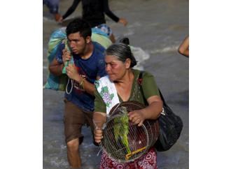La tragedia dei colombiani in Venezuela