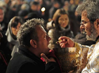 Ortodossi e Comunione, la fede che è mancata alla Cei
