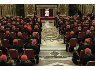 Il Papa prepara la lista dei cardinali per il Concistoro