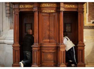 Inizia l'opera di demolizione del segreto confessionale