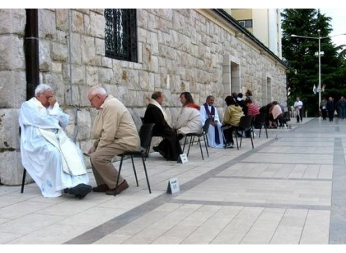 Confessioni a Medjugorje