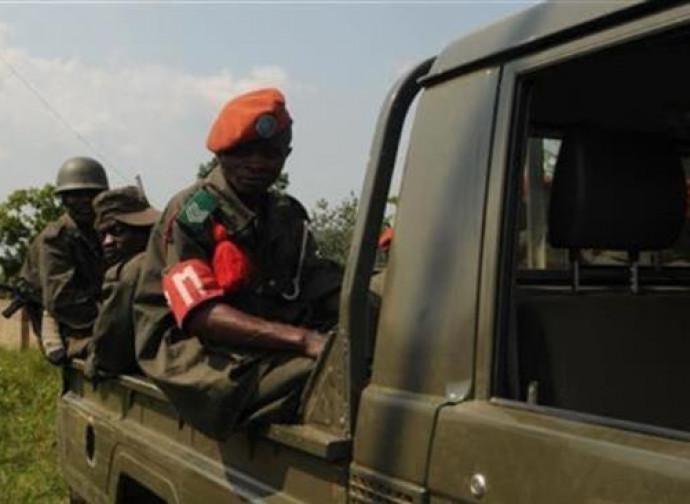 Pattuglia congolese