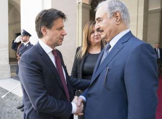 Libia, è ora che l'Italia riprenda l'iniziativa