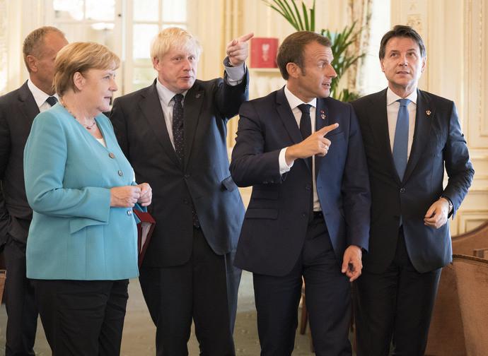 Conte non capisce a cosa mirano i leader europei