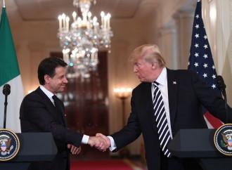 Conte incontra Trump, c'è intesa sull'immigrazione
