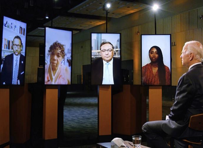 La Convention Democratica virtuale