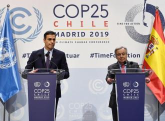 L'emergenza climatica a cui Usa e Cina non credono