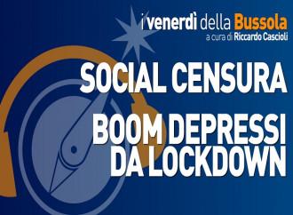Social censura e boom di depressi da lockdown IN DIRETTA