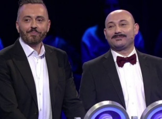 Coppia gay al quiz di Gerry Scotti