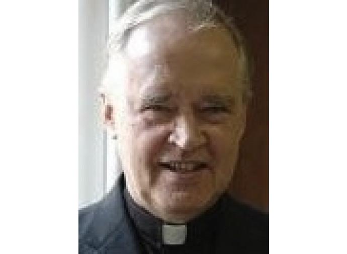 Il cardinalke tedesco Joseph Cordes