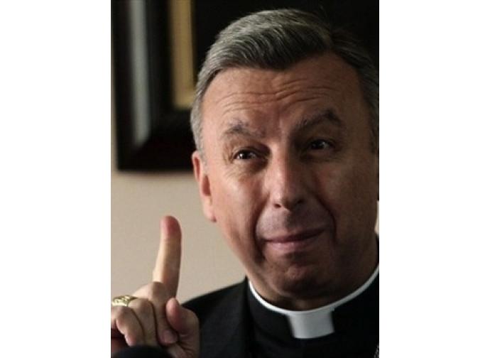 Monsignor Juan Vicente Córdoba,