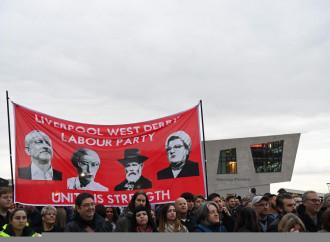 Corbyn e il comunismo di ritorno nel Regno Unito