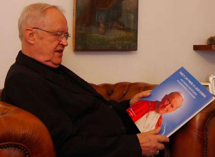 Il cardinale Cordes