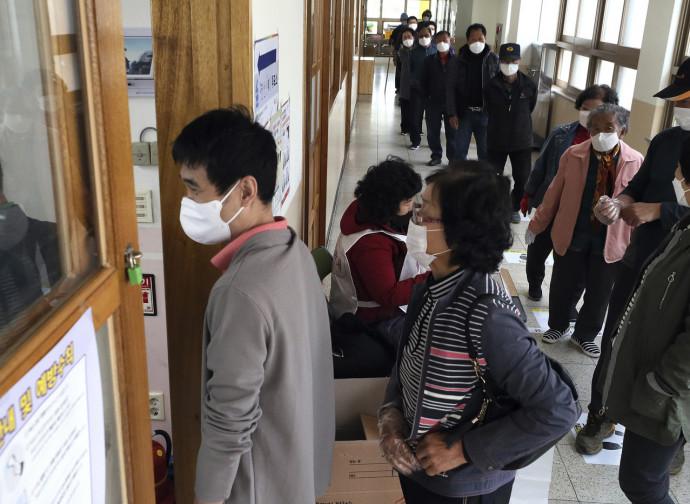 Elezioni in Corea del Sud ai tempi del Covid-19