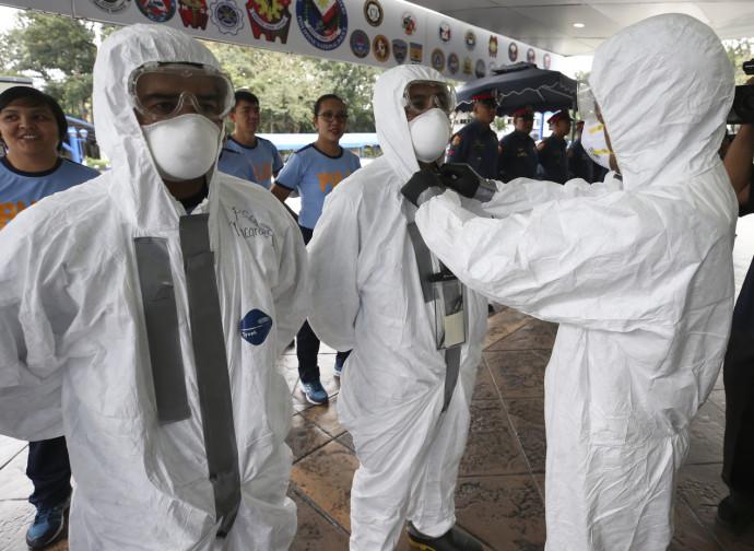 Coronavirus, controlli negli aeroporti